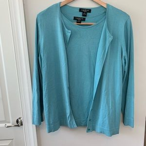 August Silk Woman Sweater